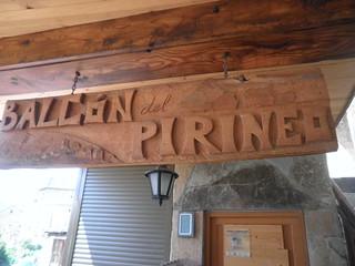 Restaurante Balcón del Pirineo