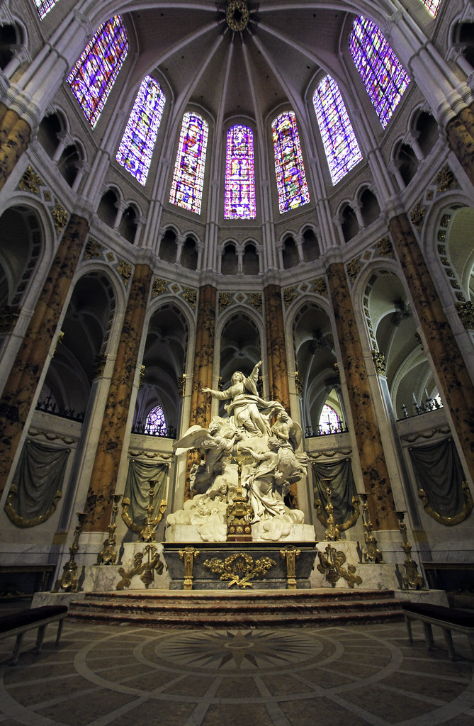 Chartres High Altar