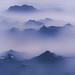 Misty Mountains by justbelightful