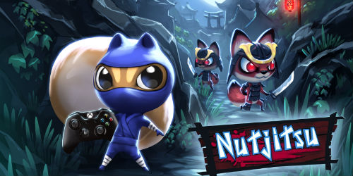 Nutjitsu to be released worldwide in September