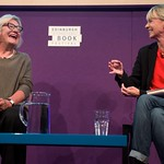 Lynn Barber interviewed by Kate Mosse at the Edinburgh International Book Festival |
