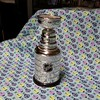 Stanley Cup fabric weight :) #iamcanadian