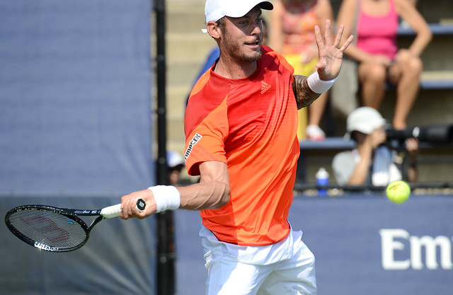 2014 US Open (Tennis) - Tournament - Andreas Haider-Maurer