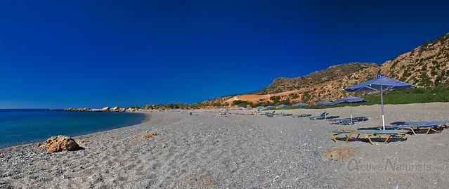 view 0001 Anidri beach, Crete, Greece