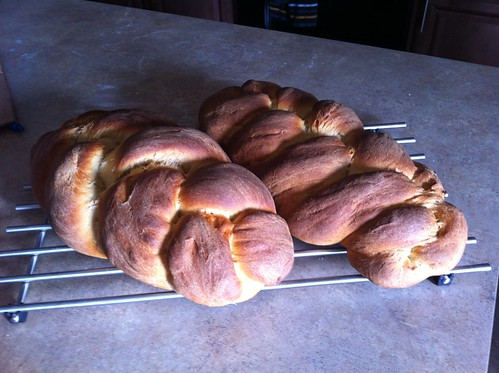 Challah bread!