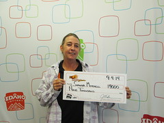 Shawna Mitchell - $9,000 Hot Lotto