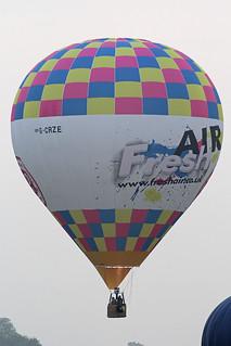 G-CRZE - Fresh Air