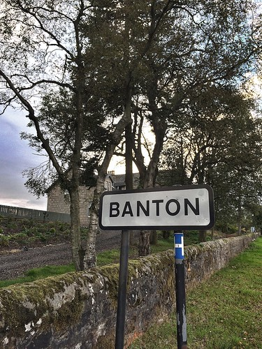 Banton Sign