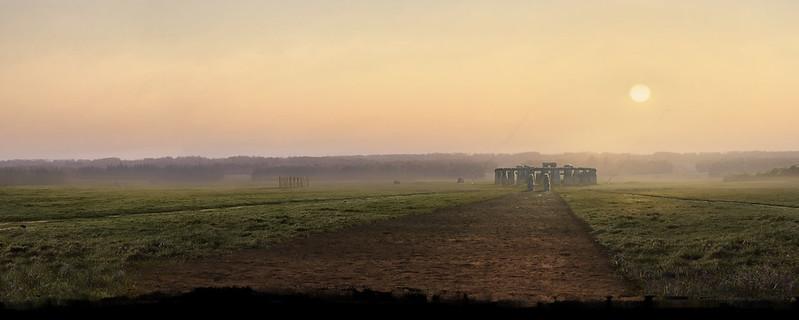 Stonehenge DMP