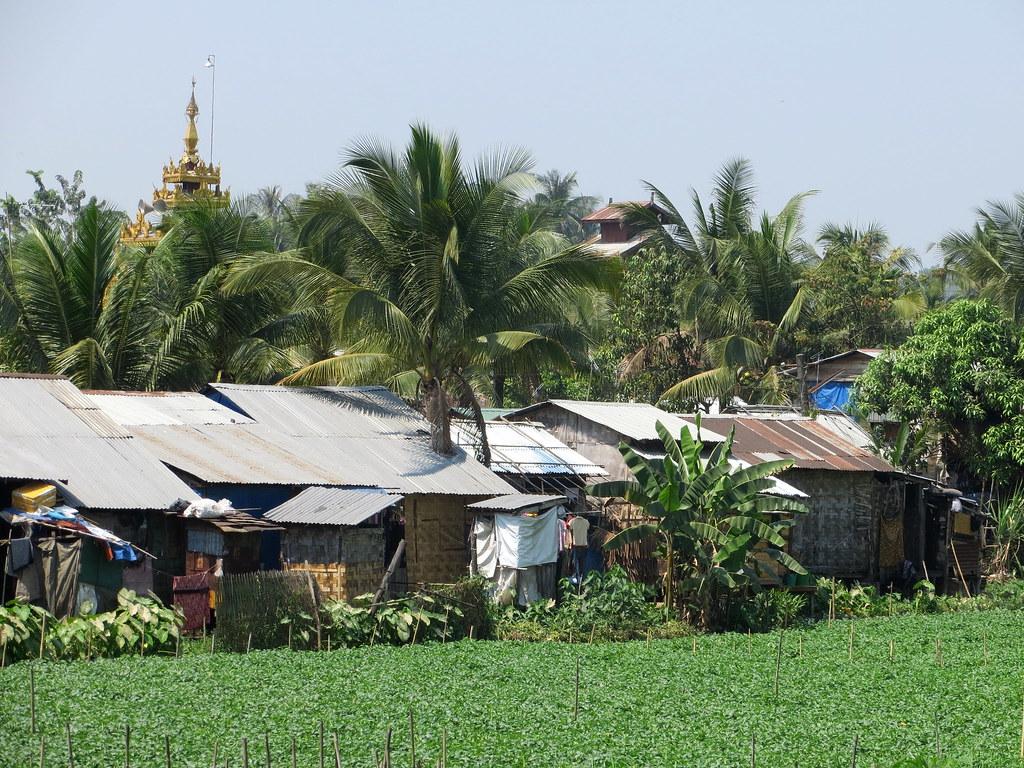 Bangkok ja Yangon 809