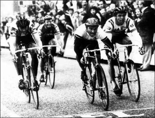 Amstel '81 - L'affermazione del bretone Hinault
