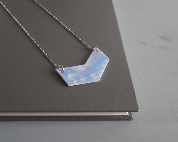 InfinEight, handmade necklace