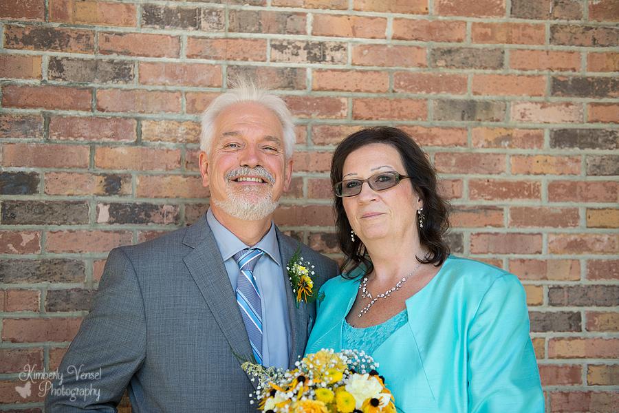 Mr. & Mrs. Hadfield