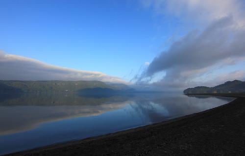 Volcano Lakes: Lake Towada