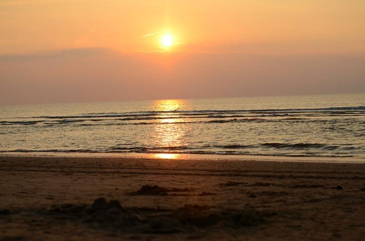 DSC_7111 Sunset Zandvoort