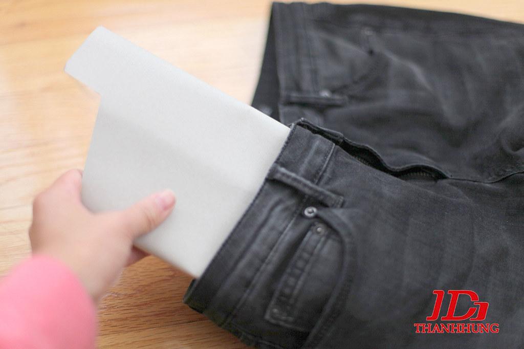 Cách làm quần Jean/Bò rách CỰC ngầu đơn giản 2