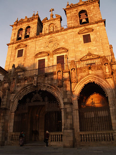 Iglesia en Braga.
