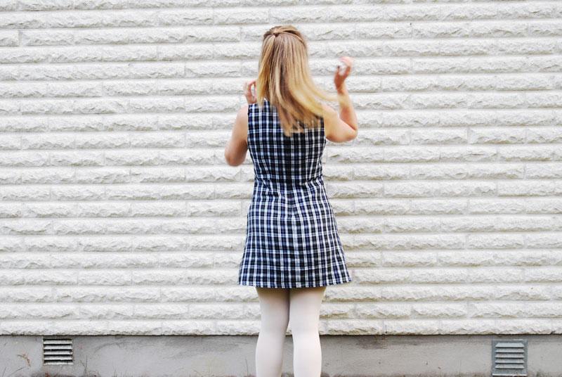 Rutik klänning