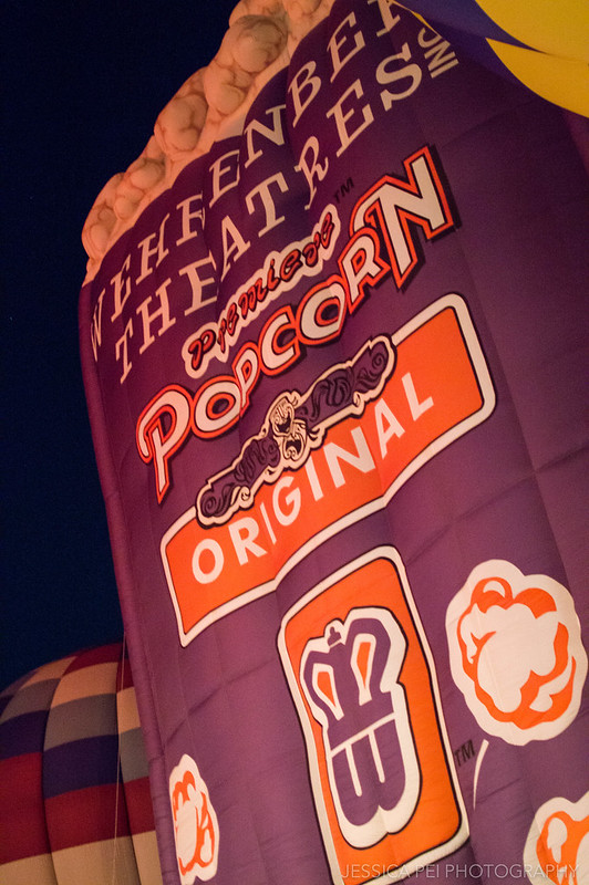 popcorn hot air balloon st louis