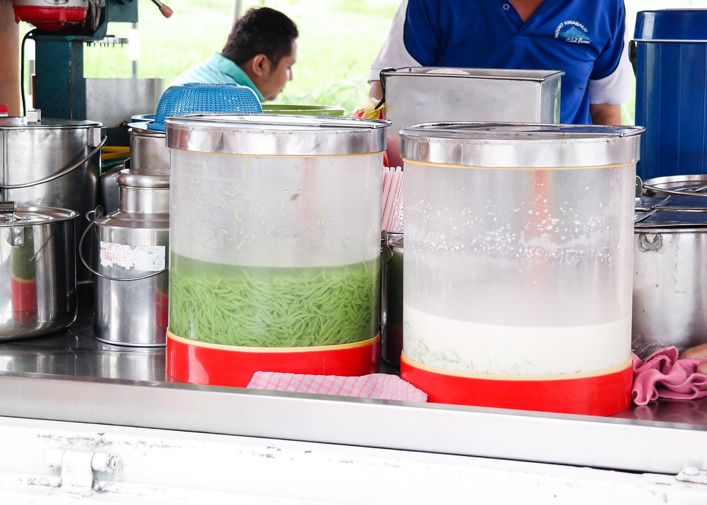 Ipoh Food Guide: Cendol along Jalan Bunga Raya