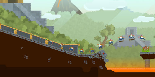 OlliOlli2: The Making of Olliwood video