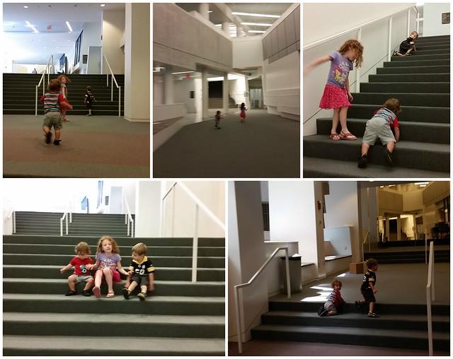 DAAP Grand staircase