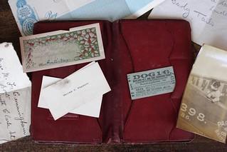 Olivers wallet