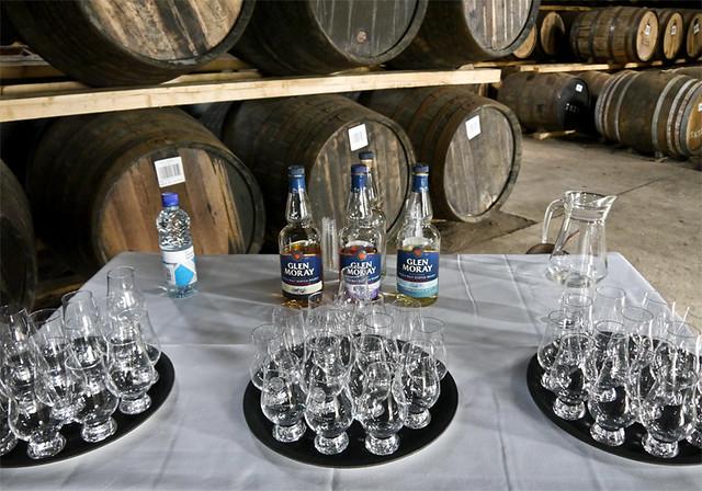 photo - Glen Moray Distillery