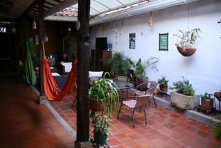 Bacaregua Hostel.  San Gil, Colombia
