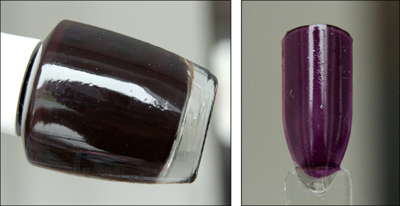 OPI Purple perspective swatch