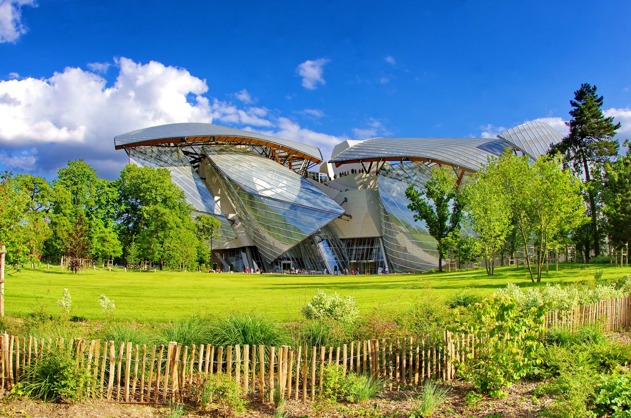 Paris le jardin d 39 acclimatation et la fondation lvmh 06 flickr photo sharing - Le jardin d acclimatation paris ...
