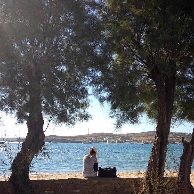 Exploring Paros, Greece