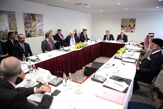 Secretary Tillerson Participates in a Meeting on Yemen in Bonn