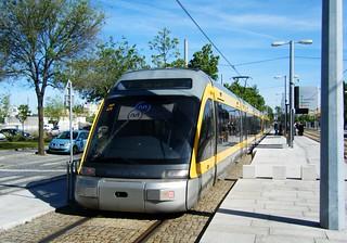 Metro do Porto No. MP 025