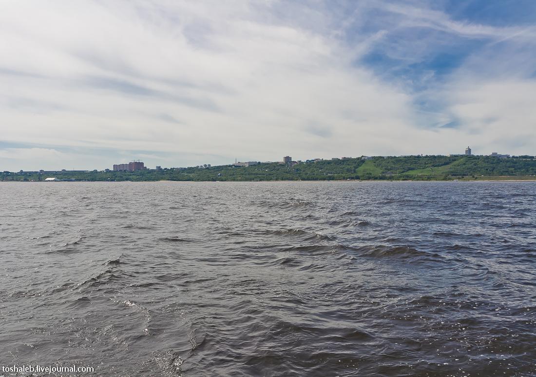 Куйбышевское водохранилище-39