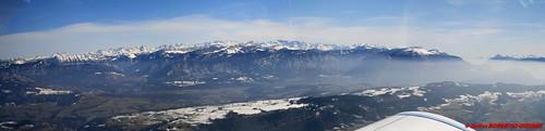 Tour des Lacs - Massif de Belledonne - panorama
