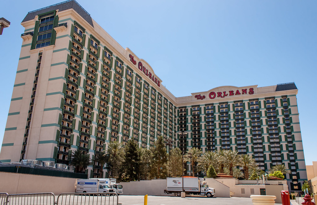 Orleans Hotel and Casino review, Las Vegas.
