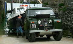 Land Rover - Padstow Cornwall