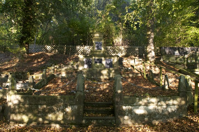 Header of Alter Friedhof
