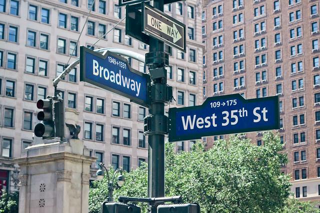 {postcards from NYC} via chevrons & éclairs