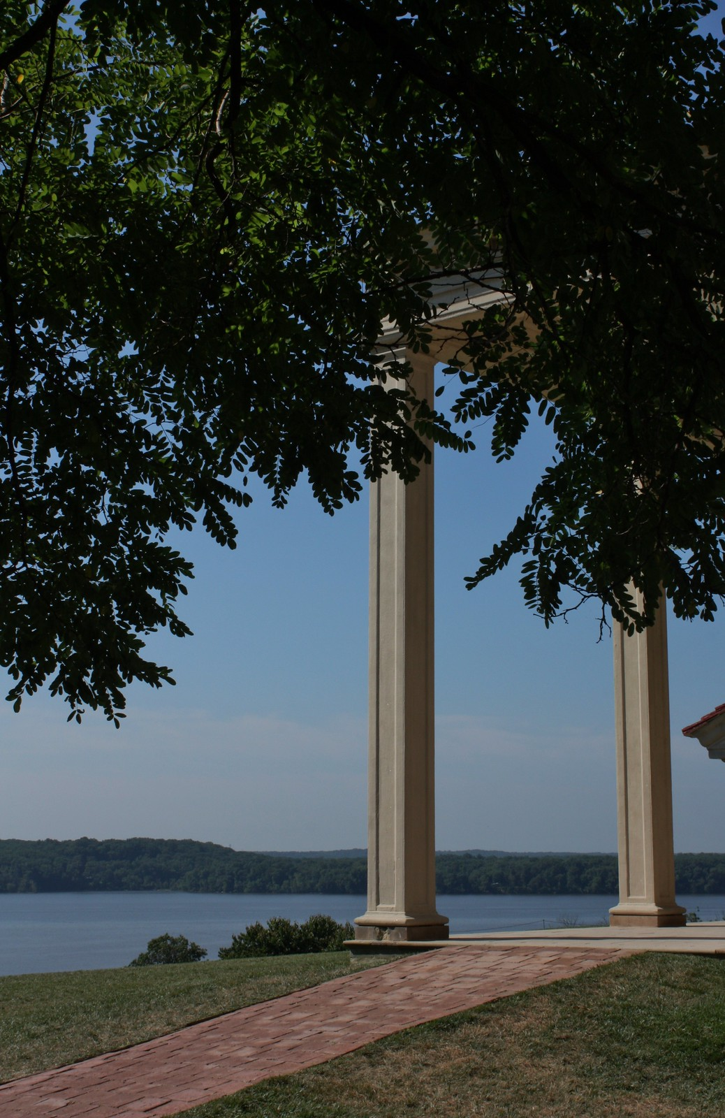 Mount Vernon view