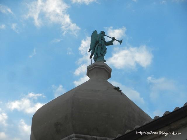 Крк, трубач церковь Св. Квирина (Crkva svetog Kvirina)