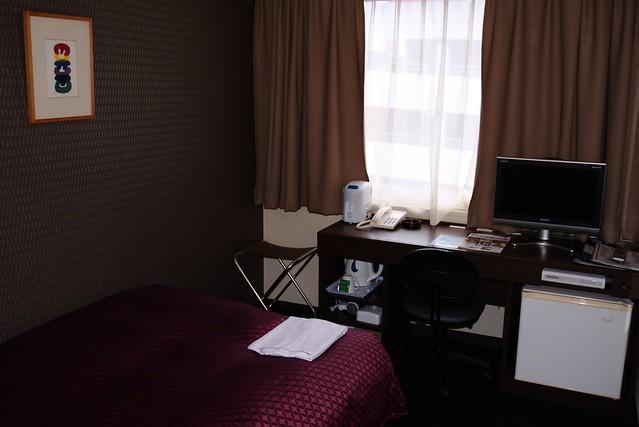 Photo:2014-06,28,パークサイドホテル広島平和公園前 By rapidliner