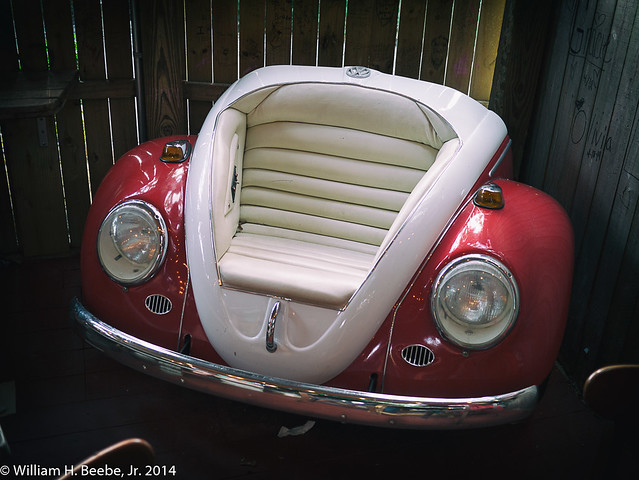 vw seating