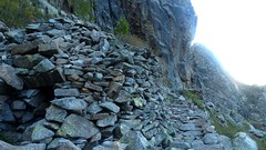 Les cabanes des curistes de Vetta di Muru