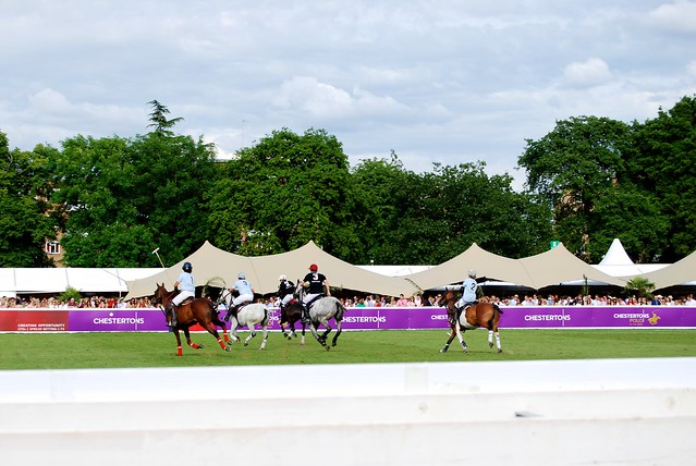 London vs Buenoa Aries Polo In The Park