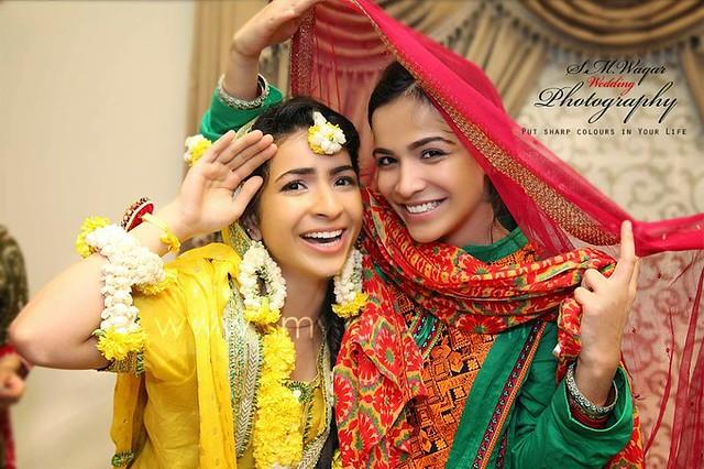 dua malik wedding pics (17)