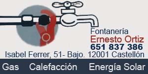 Fontanería Castellón