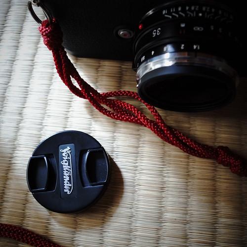 BESSA R3A + Voigtlander NOKTON classic 35mm F1.4 S.C