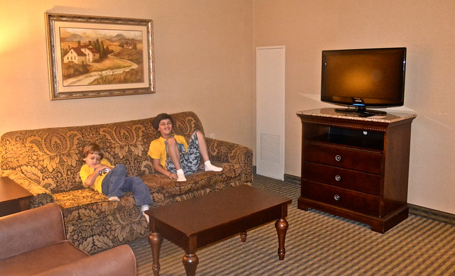 Sitting room - DoubleTree Hilton Lancaster PA